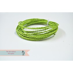 Eco paper twine- green