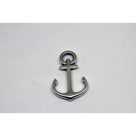 anchor metal charm
